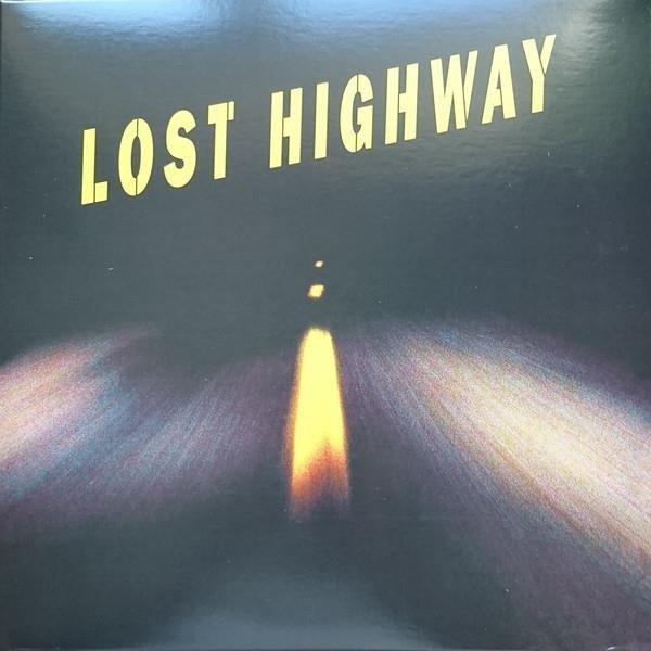 SOUNDTRACK LOST Highway  2LP