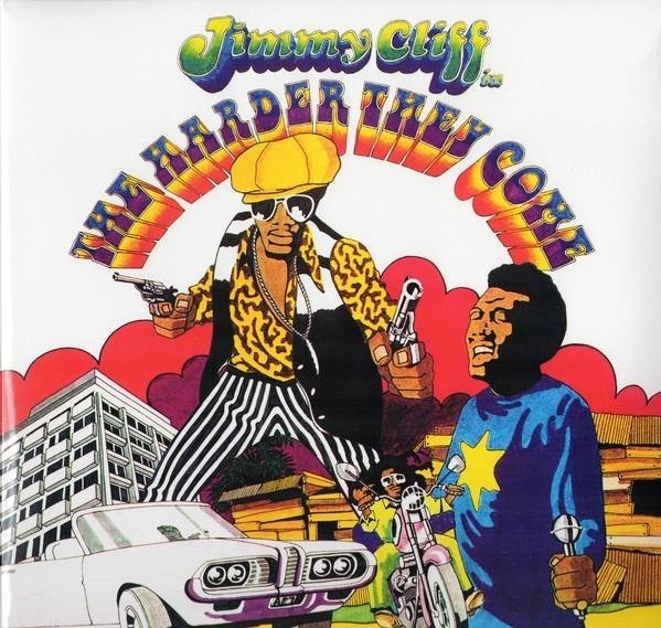 SOUNDTRACK The Harder They Come LP