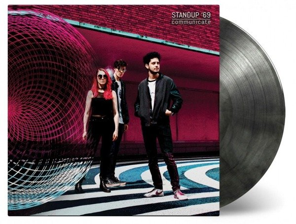 STANDUP '69 Communicate LP (Coloured Vinyl)