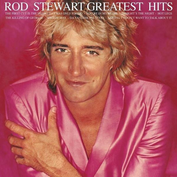 STEWART, ROD Greatest Hits Vol. 1 LP