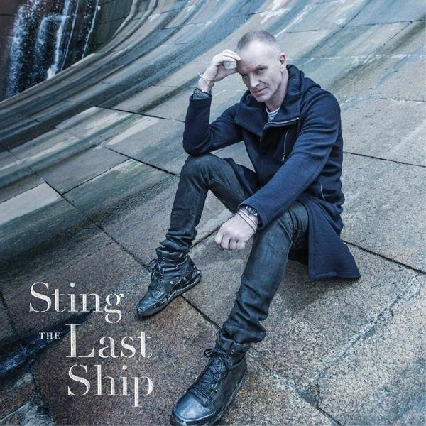 STING The Last Ship LP