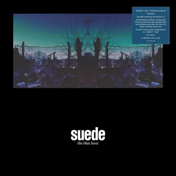 """SUEDE The Blue Hour (/2CD/DVD/7"""")"""