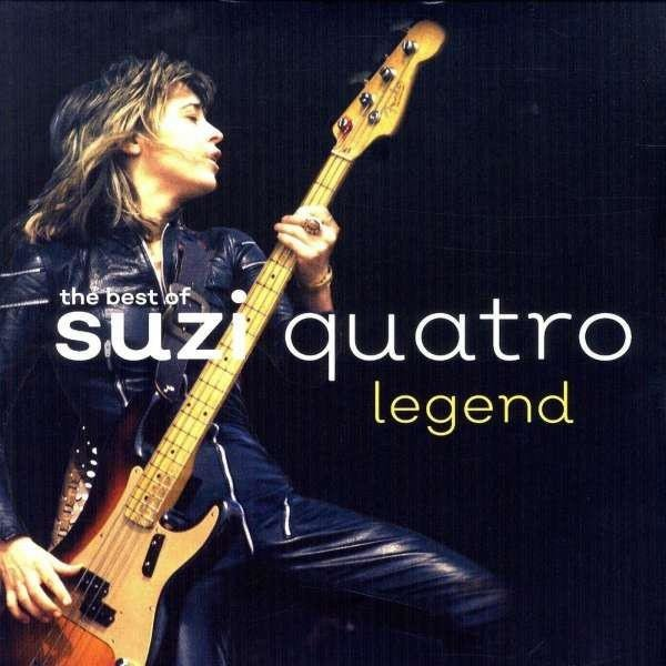 SUZI QUATRO Legend: The Best Of 2LP