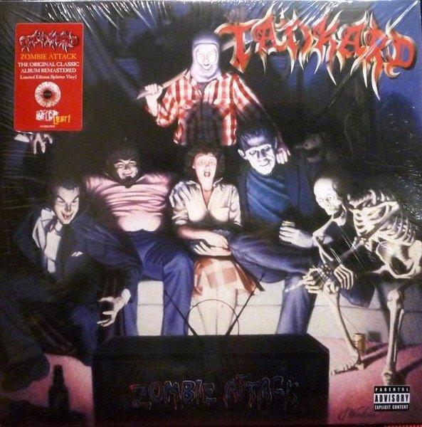 TANKARD Zombie Attack LP