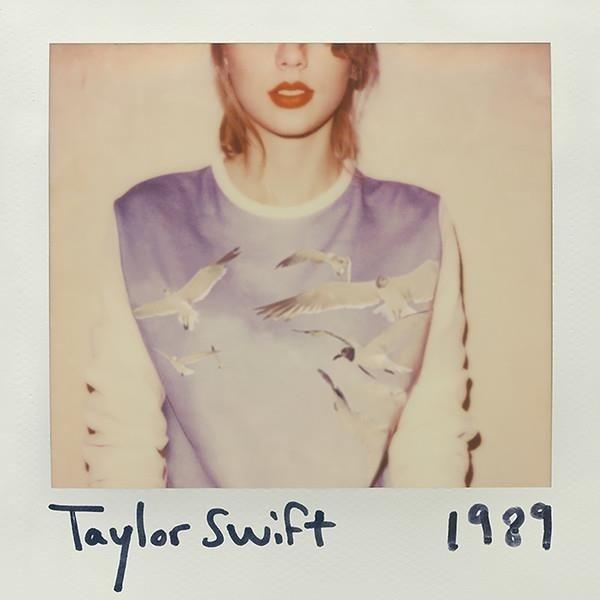 TAYLOR SWIFT 1989  2LP