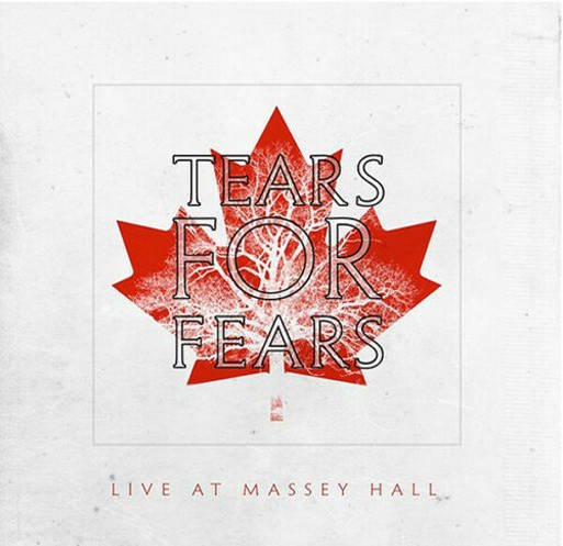 TEARS FOR FEARS Live At Massey Hall Toronto, Canada / 1985 2LP RSD