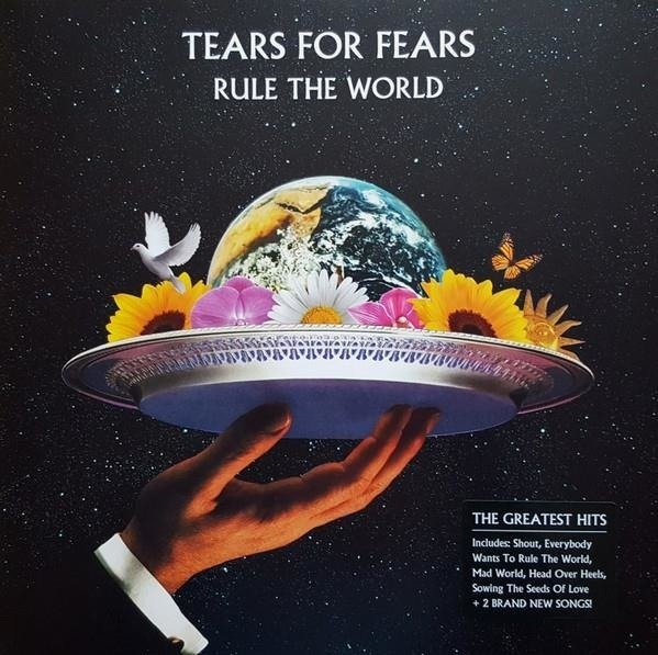 TEARS FOR FEARS Rule The World: The Greatest Hits 2LP