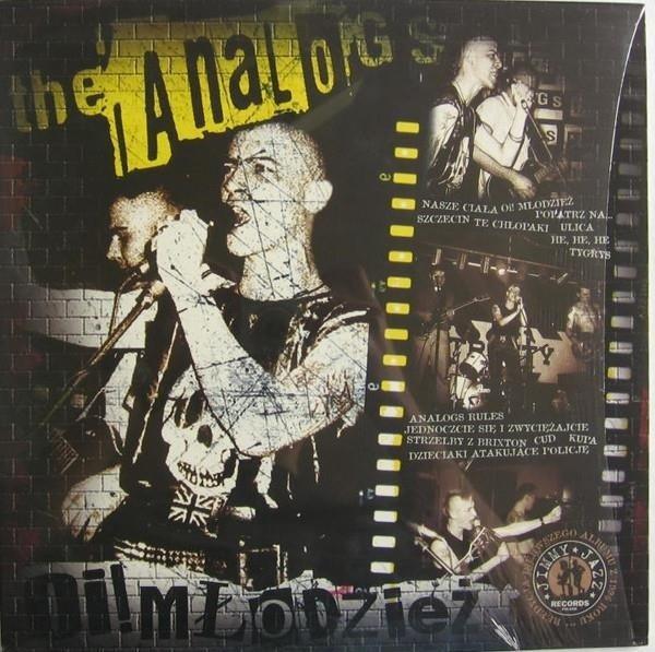 THE ANALOGS Oi! Młodzież LP