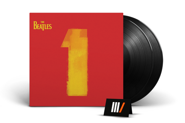 THE BEATLES 1  LTD 2LP