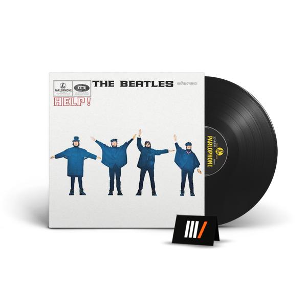THE BEATLES Help! LP