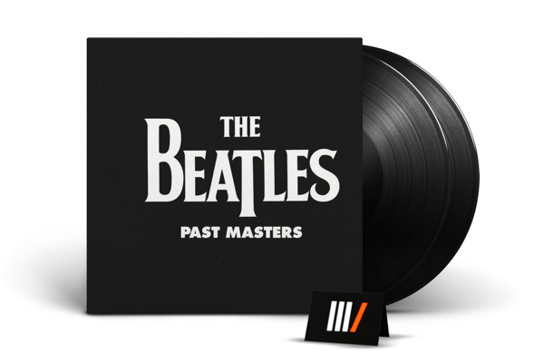 THE BEATLES Past Masters 2LP