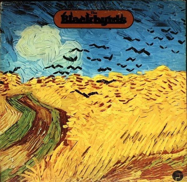 THE BLACKBYRDS The Blackbyrds LTD LP