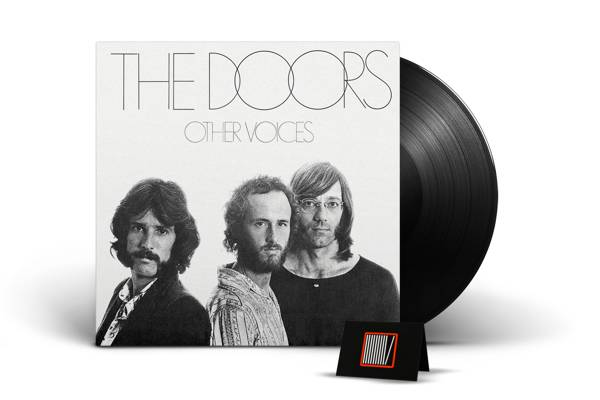 THE DOORS Other Voices LP
