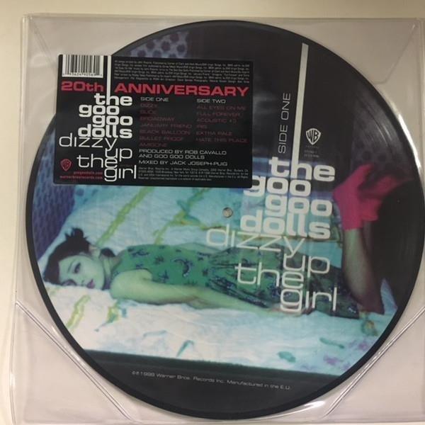 THE GOO GOO DOLLS Dizzy Up The Girl LP