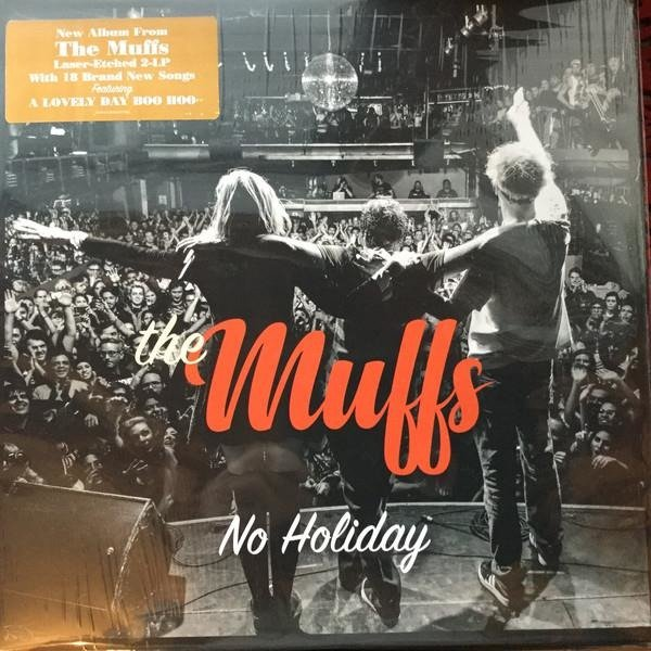 THE MUFFS No Holiday 2LP