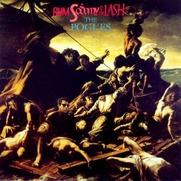 THE POGUES Rum, Sodomy And The Lash LP