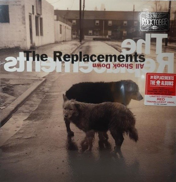 THE REPLACEMENTS All Shook Down  LP