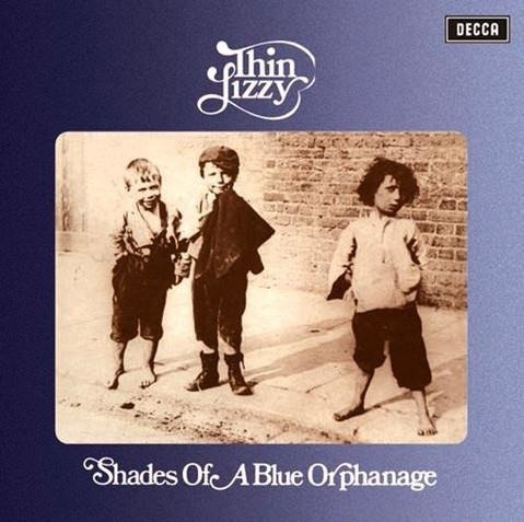 THIN LIZZY Shades Of A Blue Orphanage (REISSUE 2019) LP
