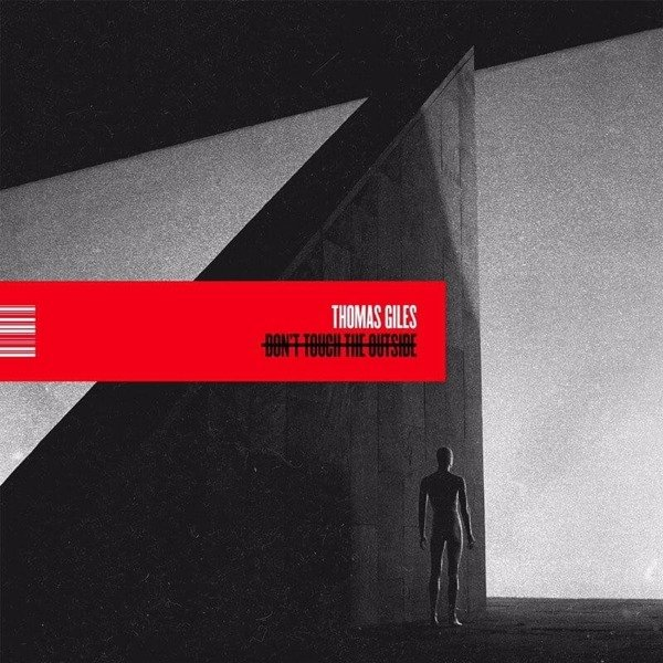 THOMAS GILES Don't Touch The Outside (TRANSPARENT Red) LP
