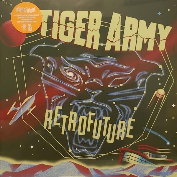 TIGER ARMY Retrofuture LP