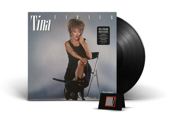 TINA TURNER Private Dancer - 30th Anniversary Edition LP