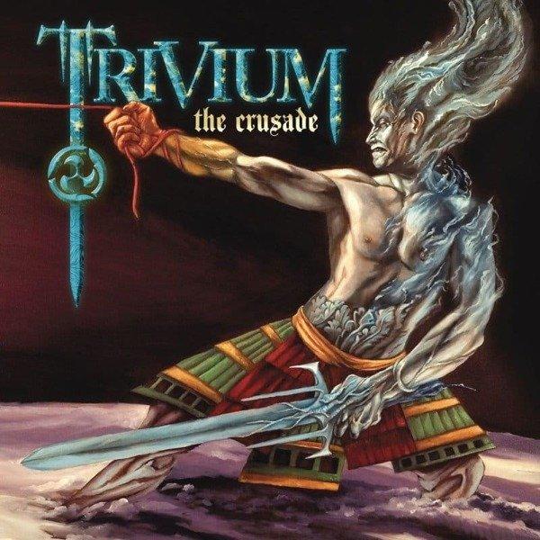TRIVIUM The Crusade (TRANSPARENT Turquoise Vinyl) 2LP
