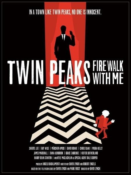 Twin Peaks: Fire Walk With Me PLAKAT