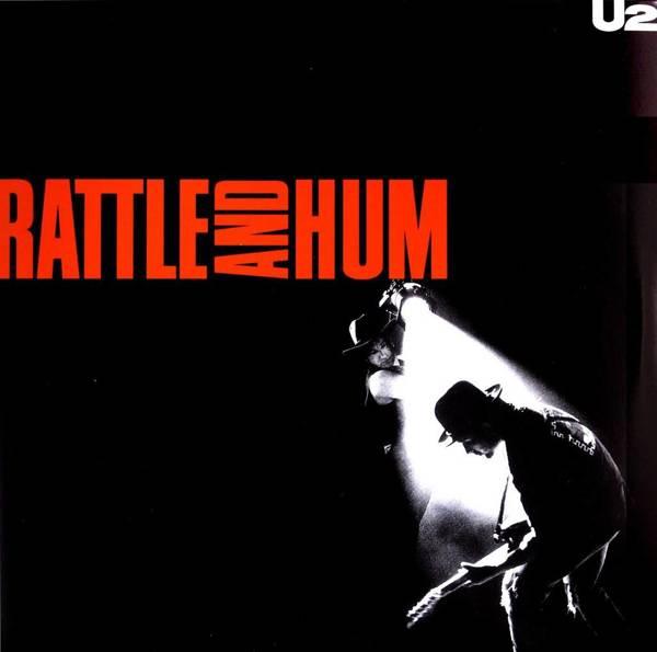 U2 Rattle And Hum 2LP