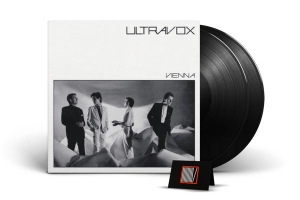 ULTRAVOX Vienna: Deluxe 40th Anniversary Edition Half-Speed Master 2LP