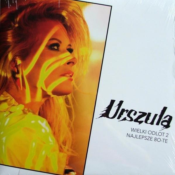 URSZULA Wielki Odlot 2 - Najlepsze 80-Te LP