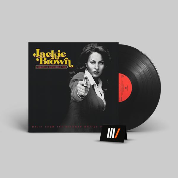 V/A Jackie Brown LP OST