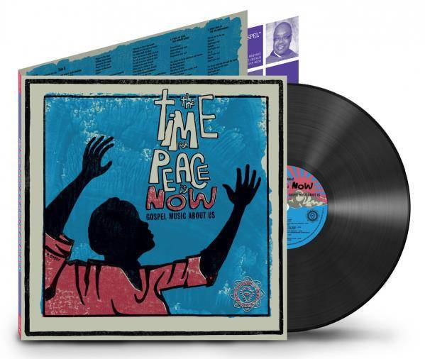 V/A The Time For Peace Is Now LP