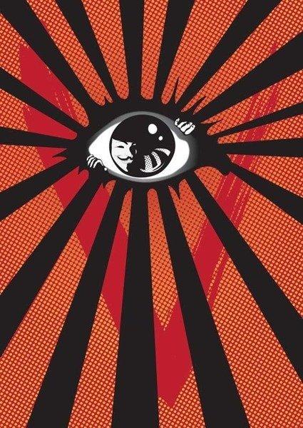 V For Vendetta PLAKAT