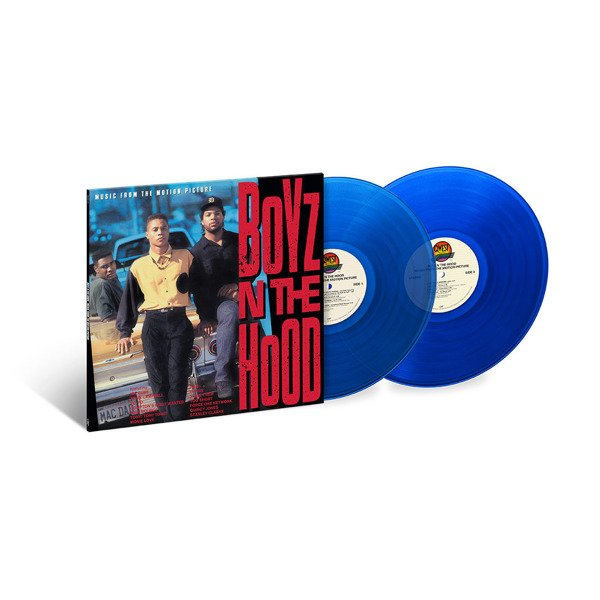 VA Boyz N The Hood (Music From The Motion Picture) 2LP LTD