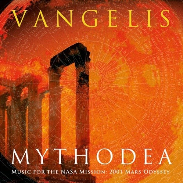 VANGELIS Mythodea 2LP