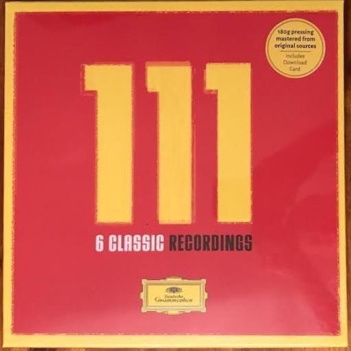 VARIOUS 111 Years Of Deutsche Grammophon 6LP