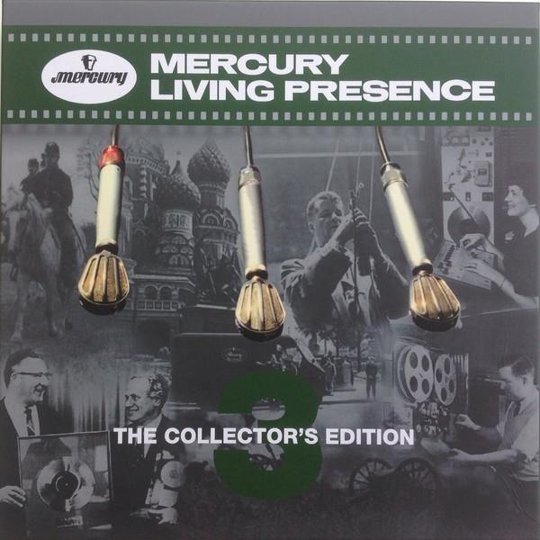 VARIOUS Mercury Living Presence 3 6LP