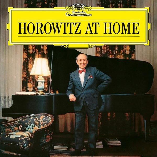 VLADIMIR HOROWITZ Horowitz At Home LP