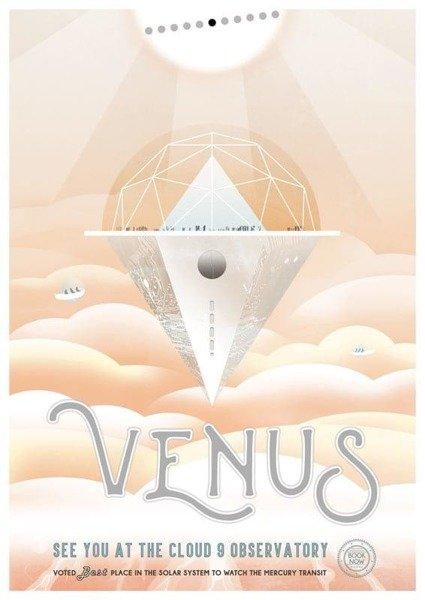 Venus PLAKAT