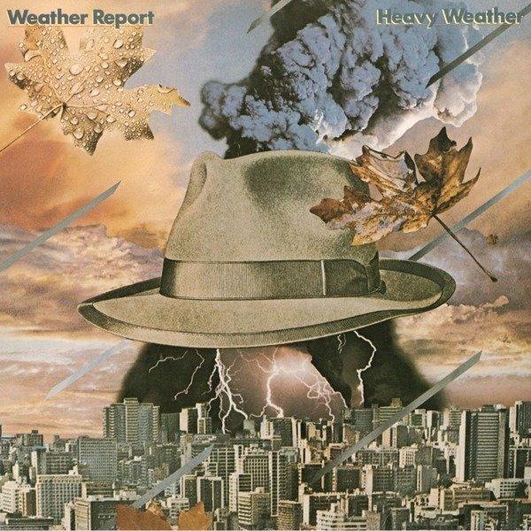 WEATHER REPORT Heavy Weather LP