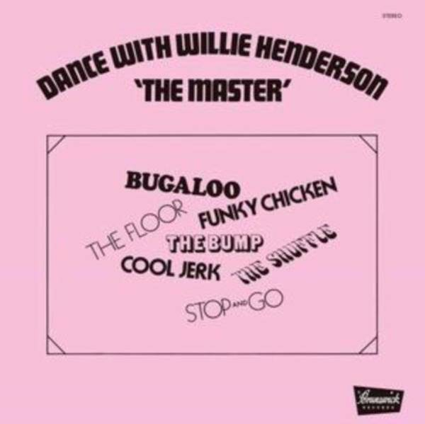 WILLIE HENDERSON Dance With The Master LP