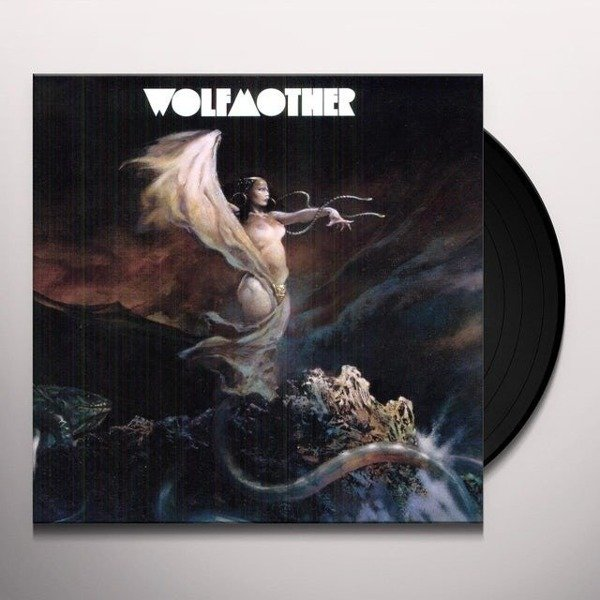 WOLFMOTHER Wolfmother 2LP