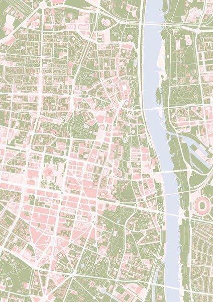 Warszawa PLAKAT