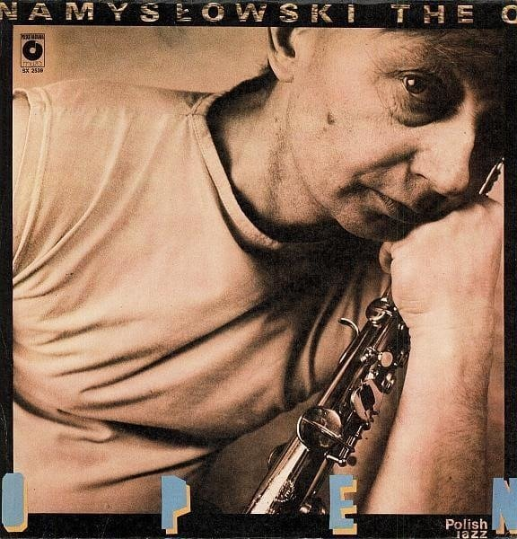 ZBIGNIEW NAMYSLOWSKI THE Q Open (POLISH Jazz Vol. 74) LP