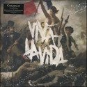 COLDPLAY Viva La Vida Or Death And All His Friends LP