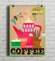 The Smell Of Coffee PLAKAT